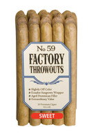Factory Throwouts #59 Cigars - Sweets Bundle of 20