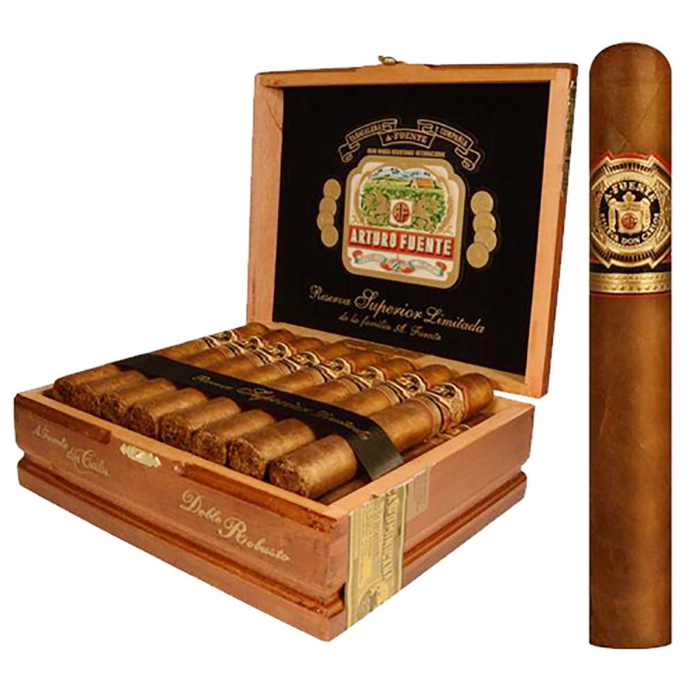 Arturo Fuente Don Carlos Double Robusto Cigars - Box of 25