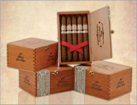 Don Pepin Serie JJ Salomones Cigars - Natural Box of 5