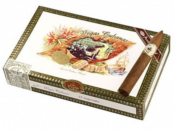 Vegas Cubanas by Don Pepin Imperiales Cigars - Box of 25