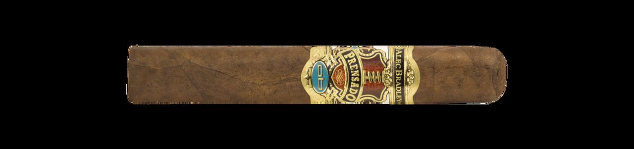 Shop Now Alec Bradley Prensado Robusto Cigars - Natural Box of 20 --> Singles at $9.60, 5 Packs at $40.80, Boxes at $157.99