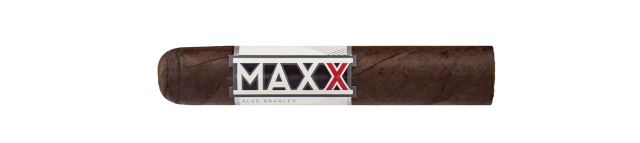 Shop Now Alec Bradley MAXX The Fixx Cigars - Natural Box of 20 --> Singles at $5.90, 5 Packs at $26.99, Boxes at $103.99