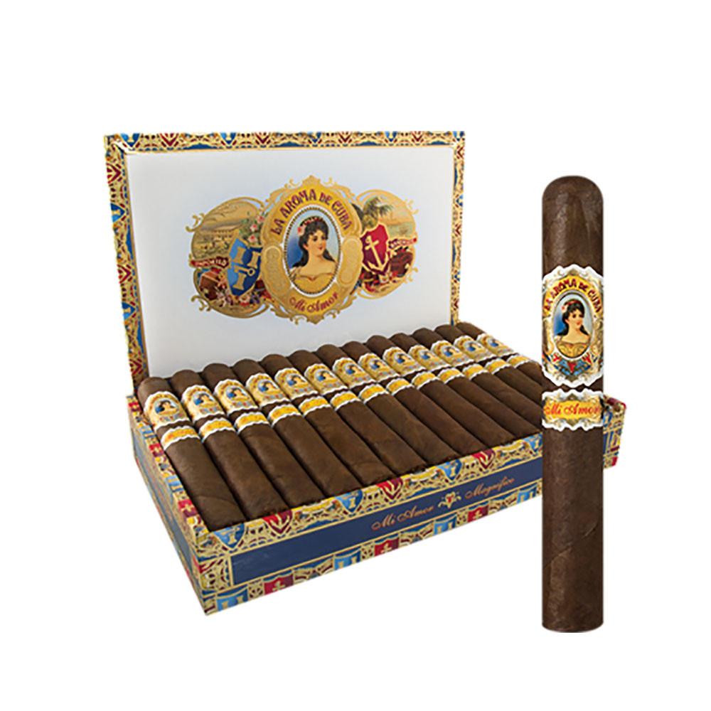 La Aroma de Cuba Mi Amor Belicoso Cigars - Maduro Box of 25