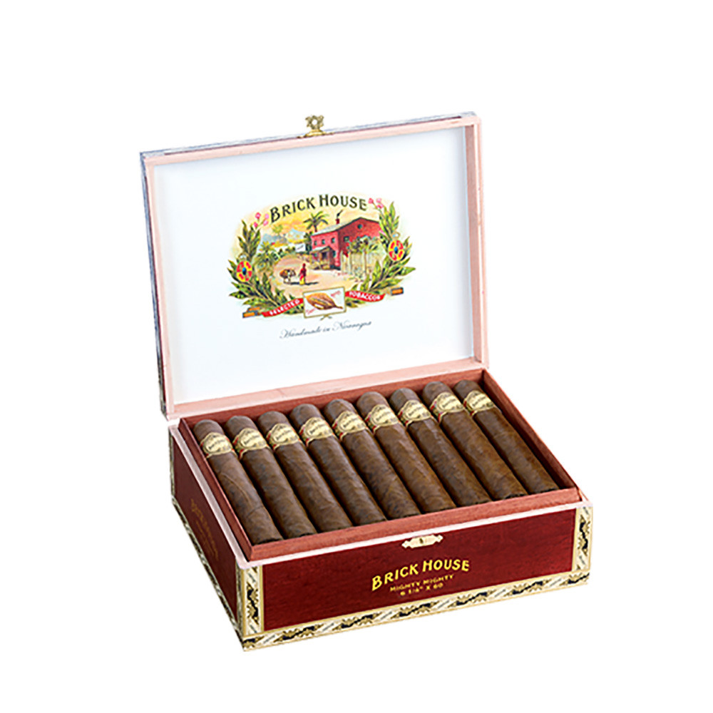 Brick House Mighty Mighty Cigars - Natural Box of 25