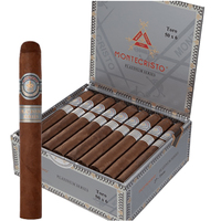 Montecristo Platinum Habana #2 Cigars - Natural Box of 27