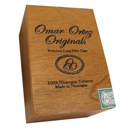 Shop Now Omar Ortez Originals Toro Cigars - Natural Box of 20 --> Singles at $4.30, 5 Packs at $18.92, Boxes at $68.8