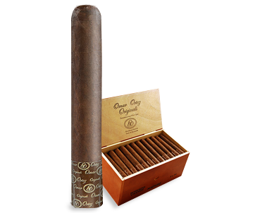 Omar Ortez Maduro Toro Cigars - Maduro Box of 60