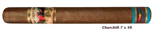 Shop Now San Cristobal Seleccion del Sol Churchill Cigars - Box of 20 --> Singles at $8.75, 5 Packs at $41.56, Boxes at $157.5