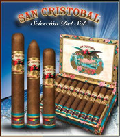 San Cristobal Seleccion del Sol Fireplug Cigars - Box of 20
