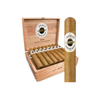Ashton Classic Double Magnum Cigars - Natural Box of 25