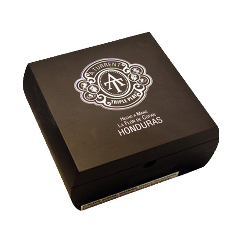 Shop Now A. Turrent Triple Play Robusto Cigars - Box of 21
