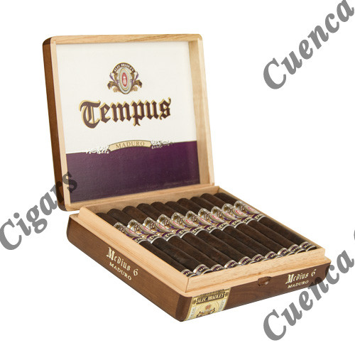 Alec Bradley Tempus Terra Novo Cigars - Maduro Box of 20
