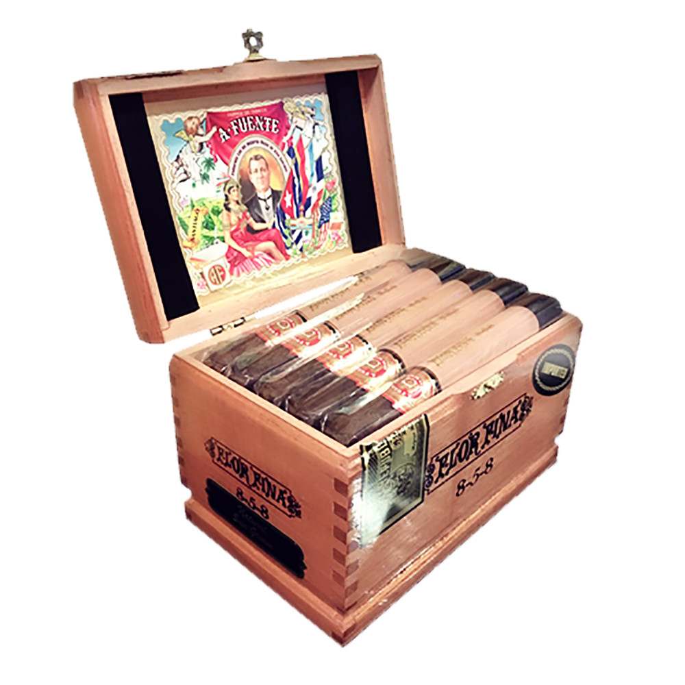 Arturo Fuente 858 Cigars - Sungrown Box of 25