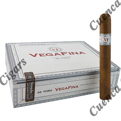 Vegafina Corona Cigars - Natural Box of 20