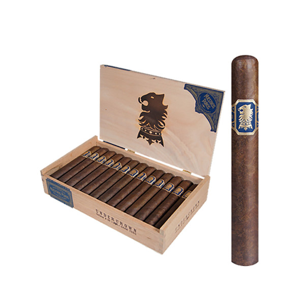 Liga Undercrown Grand Toro Cigars - Maduro Box of 25