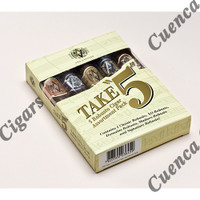 Avo Take 5 Five Robusto Cigars - Assortment