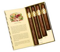 Brick House Sampler Cigars - Natural Pack of 4