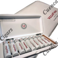 Vegafina Short Robusto Tube Cigars - Natural Box of 10