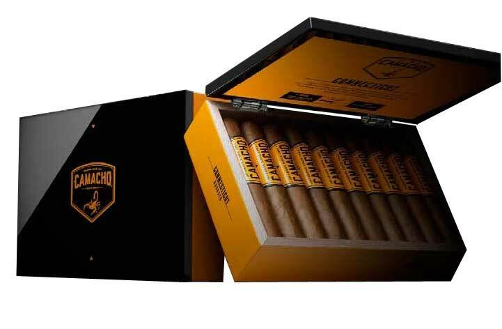 Camacho Connecticut 60/6 - Box of 20