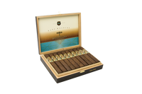 Alec Bradley Prensado Double Toro Cigars - Natural Box of 20