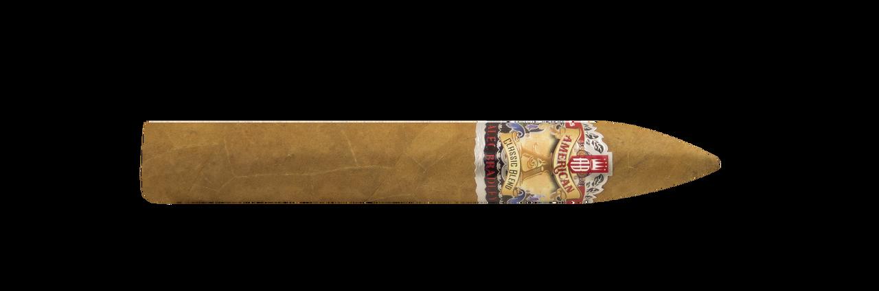 Alec Bradley American Classic Torpedo Cigars - Natural Box of 20
