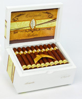 Quesada Tributo Alvarito Cigars - Dark Natural Box of 50