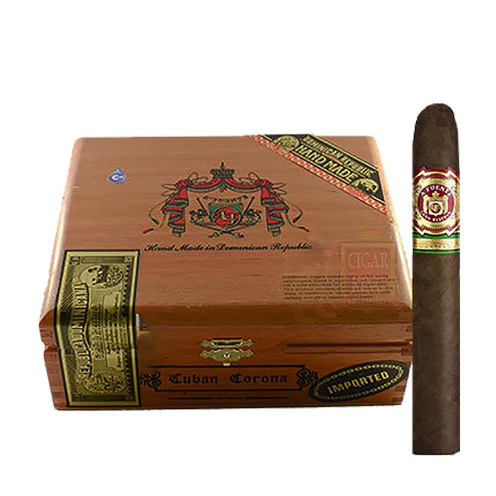 Arturo Fuente Cuban Corona Cigars - Maduro Box 25