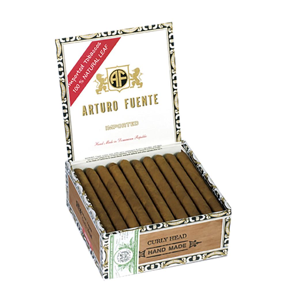Arturo Fuente Curly Head Cigars - Natural Box of 40
