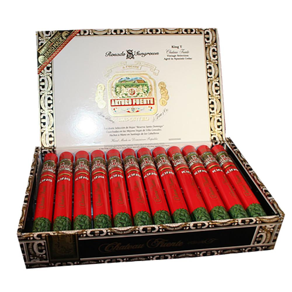 Arturo Fuente Chateau Fuente King T - Sungrown Box of 24