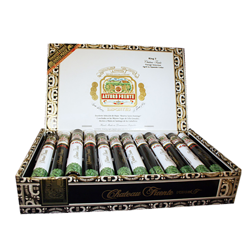 Arturo Fuente Chateau Fuente King T Cigars - Natural Box of 24