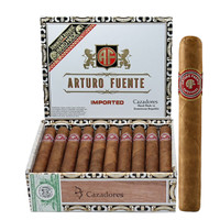 Arturo Fuente Cazadores Cigars - Natural Box of 30
