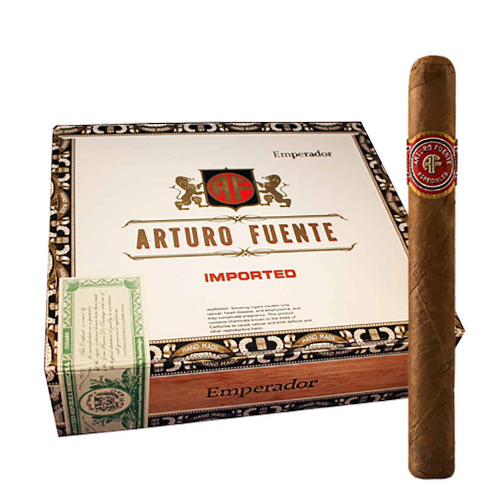 Arturo Fuente Emperador Cigars - Natural Box of 30