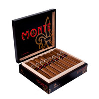 Monte By Montecristo Jacopo No 2 Cigars - Natural Box of 16