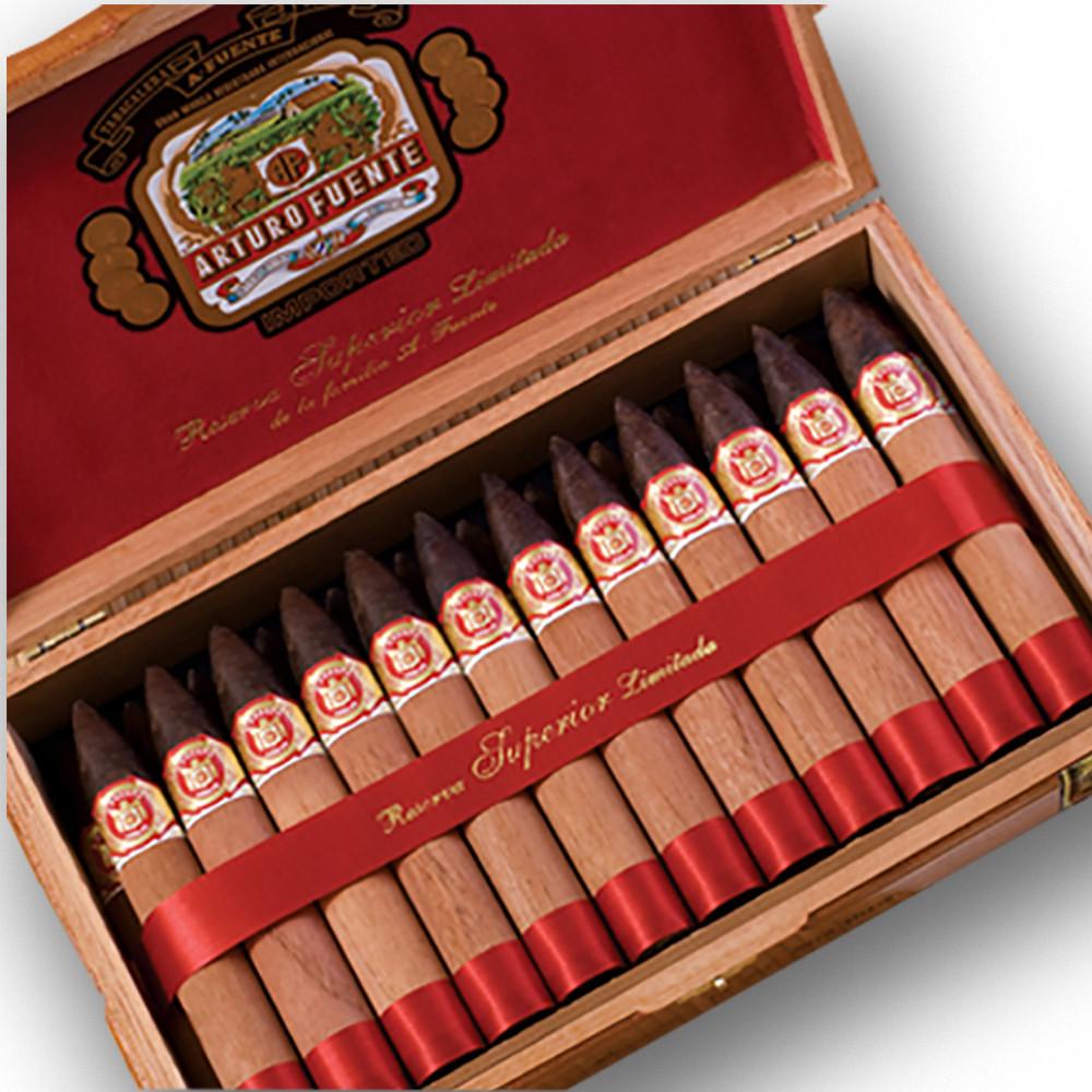 Arturo Fuente Anejo Reserva Shark #77 Cigars - Maduro Box of 20