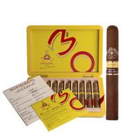 Montecristo Epic Toro Cigars - Habano Box of 10