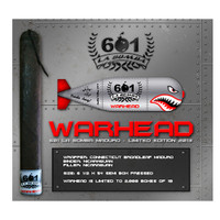 601 La Bomba Warhead Cigars - Maduro Box of 10