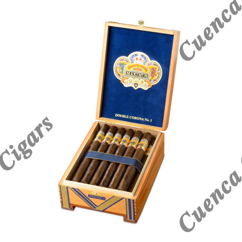 Diamond Crown Maximus #1 Double Corona Cigars - Dark Natural Box of 20