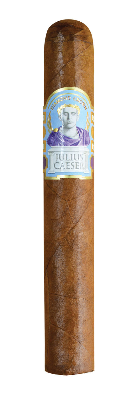 Diamond Crown Julius Caesar Toro Cigars - Natural Box of 20