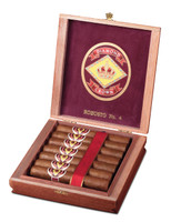 Diamond Crown Robusto No 4 Cigars - Natural Box of 15