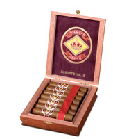 Diamond Crown Robusto No 5 Cigars - Natural Box of 15