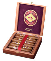 Diamond Crown Figurado No 6 Cigars - Natural Box of 15