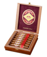 Diamond Crown Torpedo No 8 Cigars - Natural Box of 15