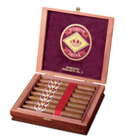 Diamond Crown Pyramid No 7 Cigars - Maduro Box of 15