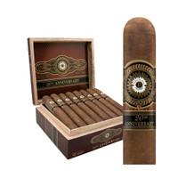 Perdomo 20th Anniversary Sun Grown Torpedo Cigars - Natural Box of 24
