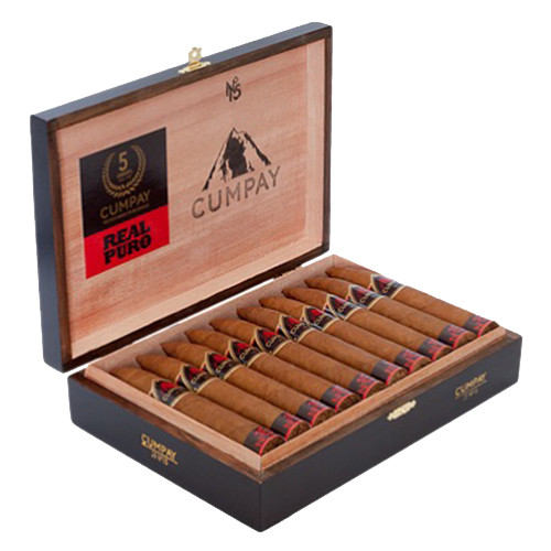 Maya Selva Cumpay No 15 Cigars - Natural Box of 20