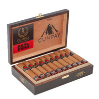 Maya Selva Cumpay Short Cigars - Natural Box of 20