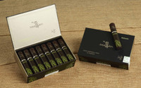 Maya Selva Flor de Selva Robusto Tubo Cigars - Natural Box of 16