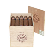 Maya Selva Villa Zamorano El Gordo Cigars - Natural Box of 25