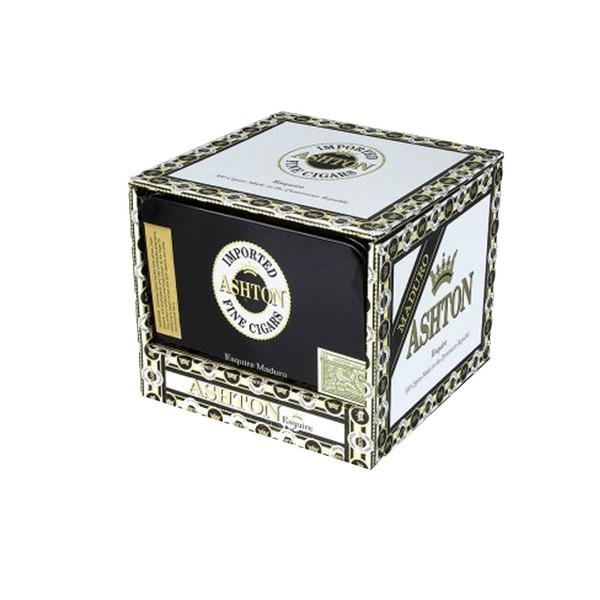 Ashton Classic Esquire 10/10 Cigars - Maduro Pack of 100