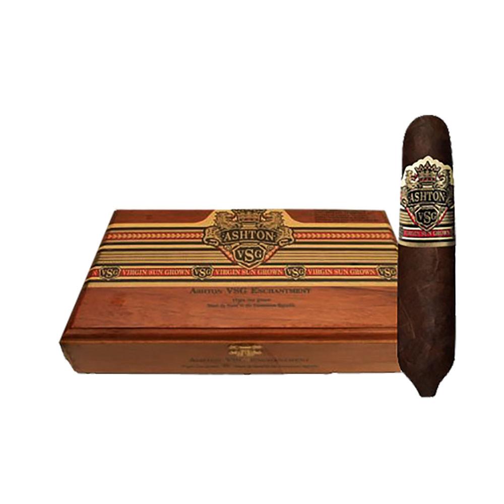 Ashton VSG Enchantment Cigars - Natural Box of 22